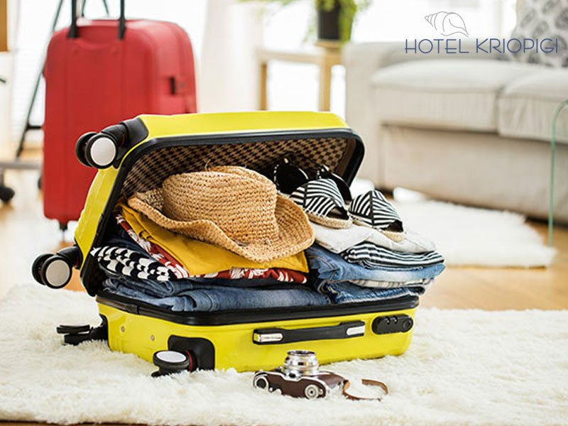 The Best Summer Vacation Packing Checklist