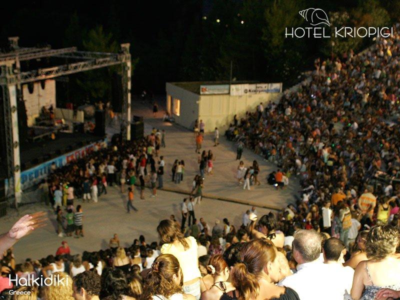 Kassandra Festival & the Sani Festival