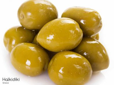 PDO Green Olives of Halkidiki