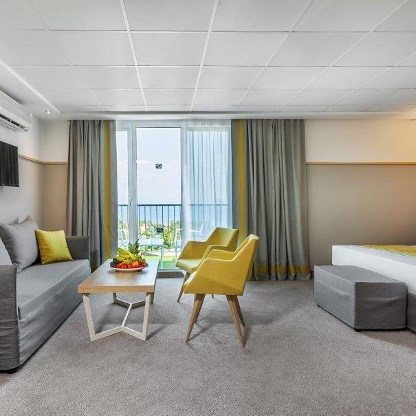 Elegant Suite Seaview
