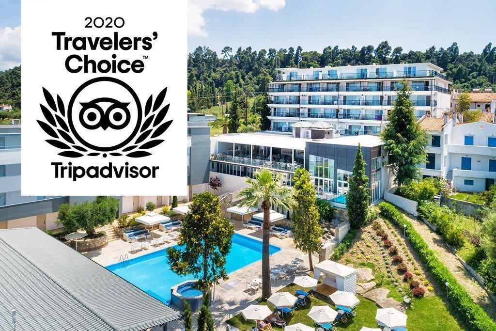 2020 Tripadvisor Travelers' Choice Award