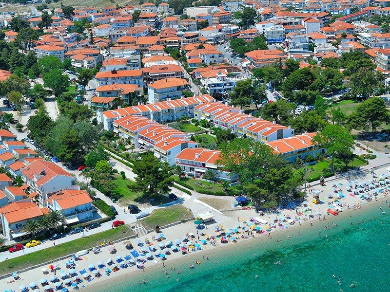 Hanioti (Chaniotis) beach Halkidiki