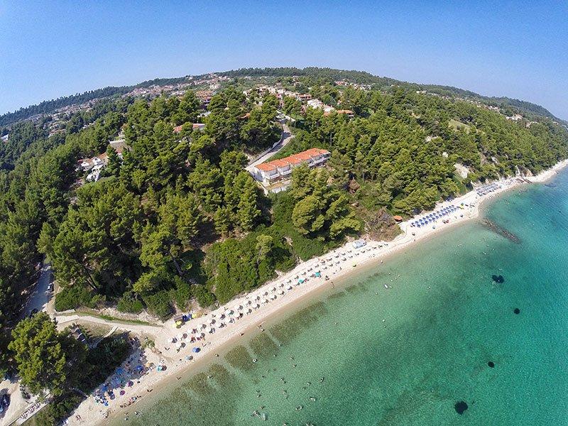 Kriopigi beach Halkidiki